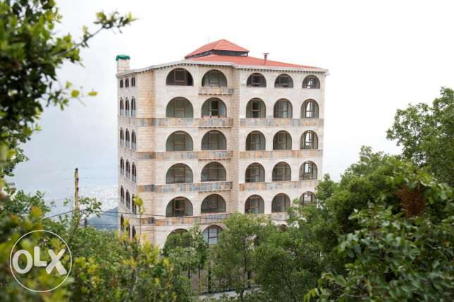 "Apartment with Terrace and Garden for Sale in Raachine""Kesrouane"""