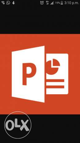 Pro powerpoint and microsoft preparation