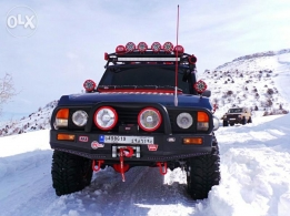 range rover 1989 fully modified ready to offroad 100000km