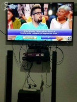 "Tv Hisence 42"" + Dvd samsung & Sound system"