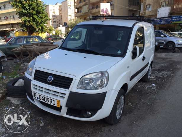 fiat doblo mod2007 full option with AC from GERMANY ابو سمراء -  3