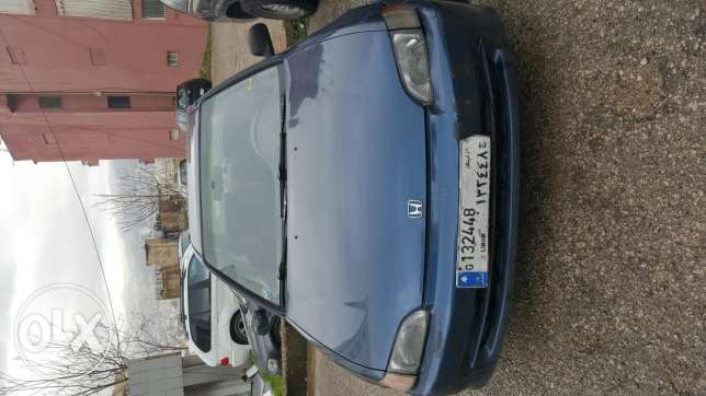 Honda civic 1993 full option
