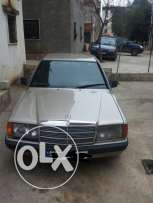 merceds Benz for sale 190e model 1986