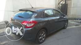 citroen c4 model 2013 full 40000 km lile new