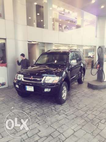 Montero 2001 limited full