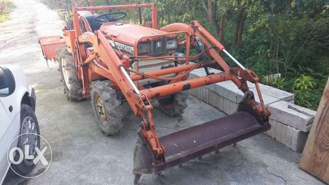 kubota made in japan like new for sale or trade