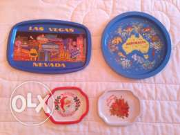 trays vegas all $ 7 stainless tray each $ 14 no scratches