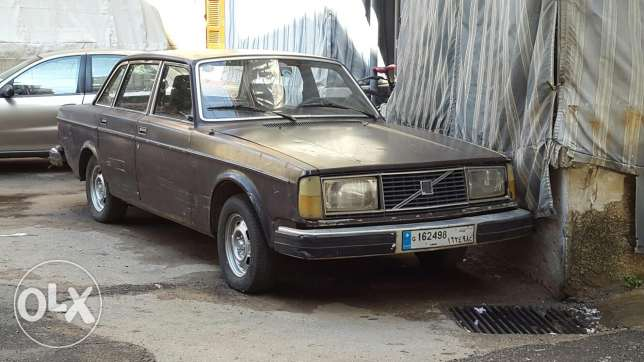 For sale volvo للكسر