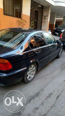 Bmw new boy e46 بعبدا -  8