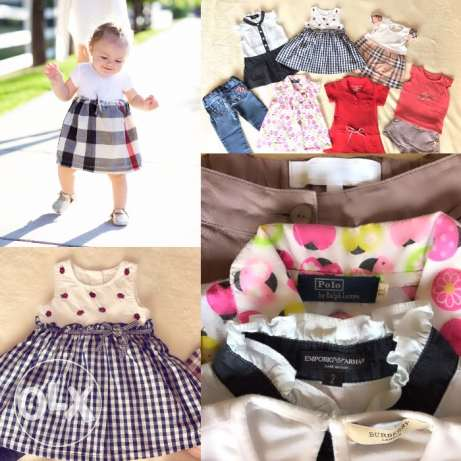 Brand children's clothes . All for one price!!!
