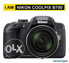 brand new nikon B700 60x optical 4K video