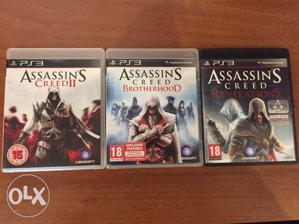 Assassin's Creed Collection PS3