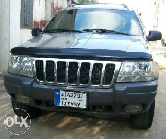 Grand Cherokee 2000 Limited 4×4 mfawal الشياح -  1