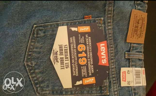 Jeans real Levi's extra large from Canada 33$ only