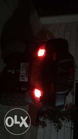 atv 600cc 2012 ndeef kteer 4500$ aw tabdeyl 3ala utv aw she off road البقاع الغربي -  6