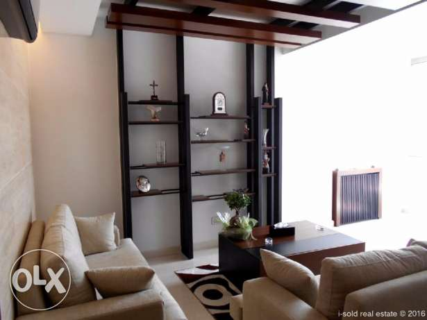 145 m2 furnished apartment with 45 m2 terrace in Nabay / Bsalim