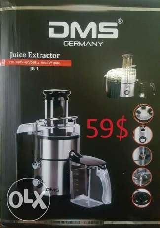Juice extactor 3asara Germany