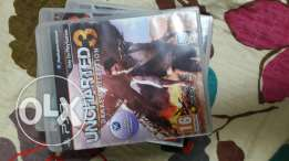 Ps3 ma3 cd of ps3 w 2 manettes
