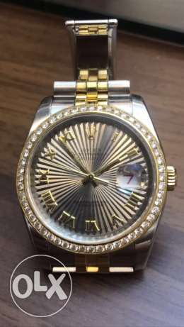 Rolex DateJust (Diamond Bezel) 1/10