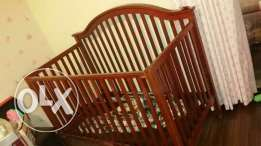 Wood Baby bed