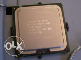Intel q6600 core2 quad 2.4ghz 8mb