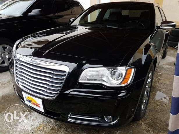 2012 chrysler 300 limited v6
