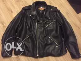 Real leather HD JACKET