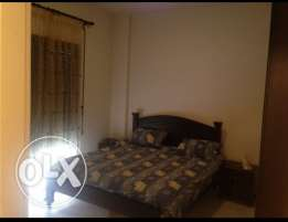 *Furnished Appartment for rent in horch tabet,140sqm,near beirut hall,open view,