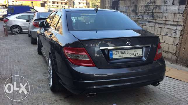 c 350 for sale الشياح -  3