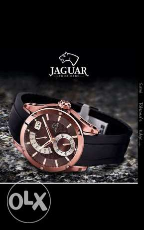 Jaguar special edition 2017,brown gold,original price 850$