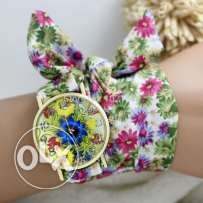 Cloth watches (Check for available colors)