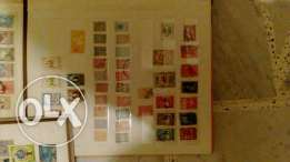 Old stamps more than thousands