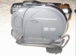 Excellent SONY video camera HANDYCAM dcr-dvd755e, Made in JAPAN