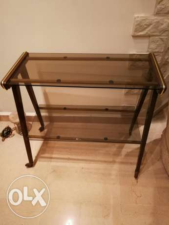 Table for tv or radio