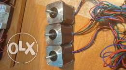 Stepper motor nema 17 for cnc machine and 3d printer