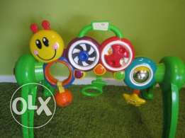 Baby Einstein Toys with music player