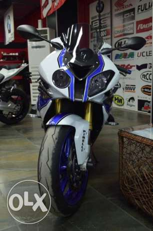 BMW S 1000 RR HP4 Competition 2013