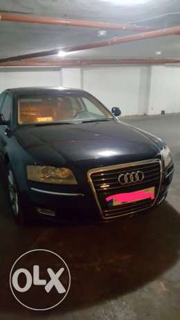 Audi A8L 4.2 quattro 2008 full option