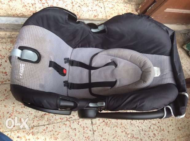 car seat German made safety1