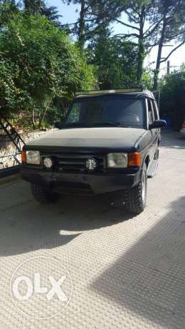 Land rover discovery great condition