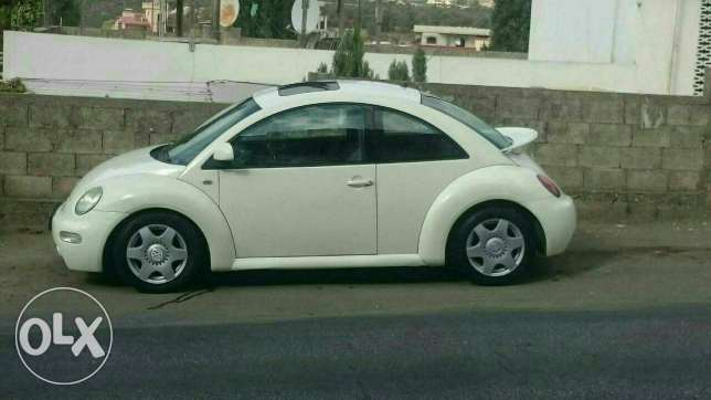 Volkswagen golf beetle 2 0 حارة صيدا -  4