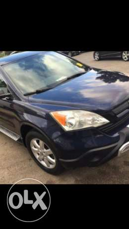 2008 Honda CRV very clean 2Wd دامور -  2