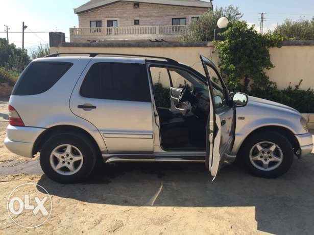 mercedes ML 320 for sale كسارة -  8