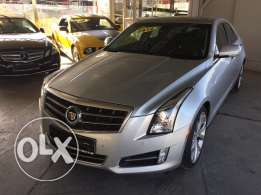 Cadillac ATS 2013 3.6 ( 22,000 km Under warranty)