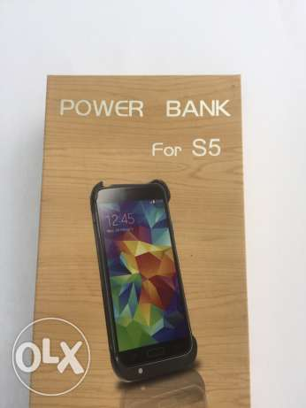 s5 powerbank cover
