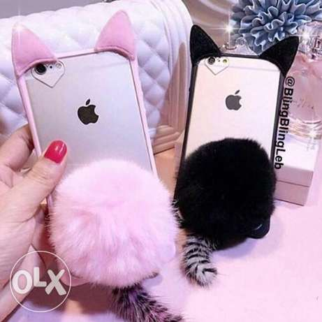 Luxury Cat Covers for iphone 6/6s انطلياس -  1