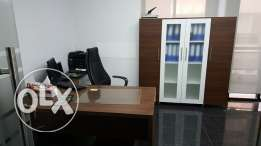 Prime Location Fully Furnished Office in the Middle of Kaslik.