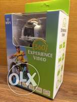 360 camera with wifi