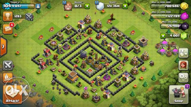 special th8 .clash of clans صور -  2