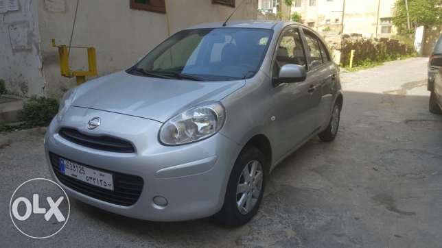 Nissan Micra model: 2013 one owner